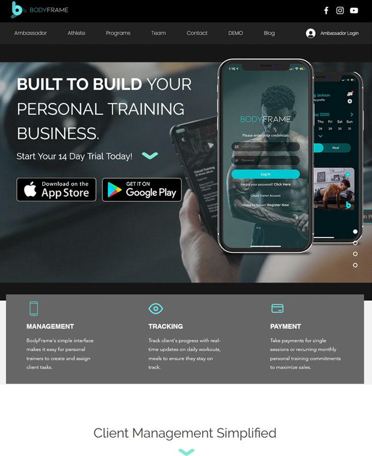 body frame app 1